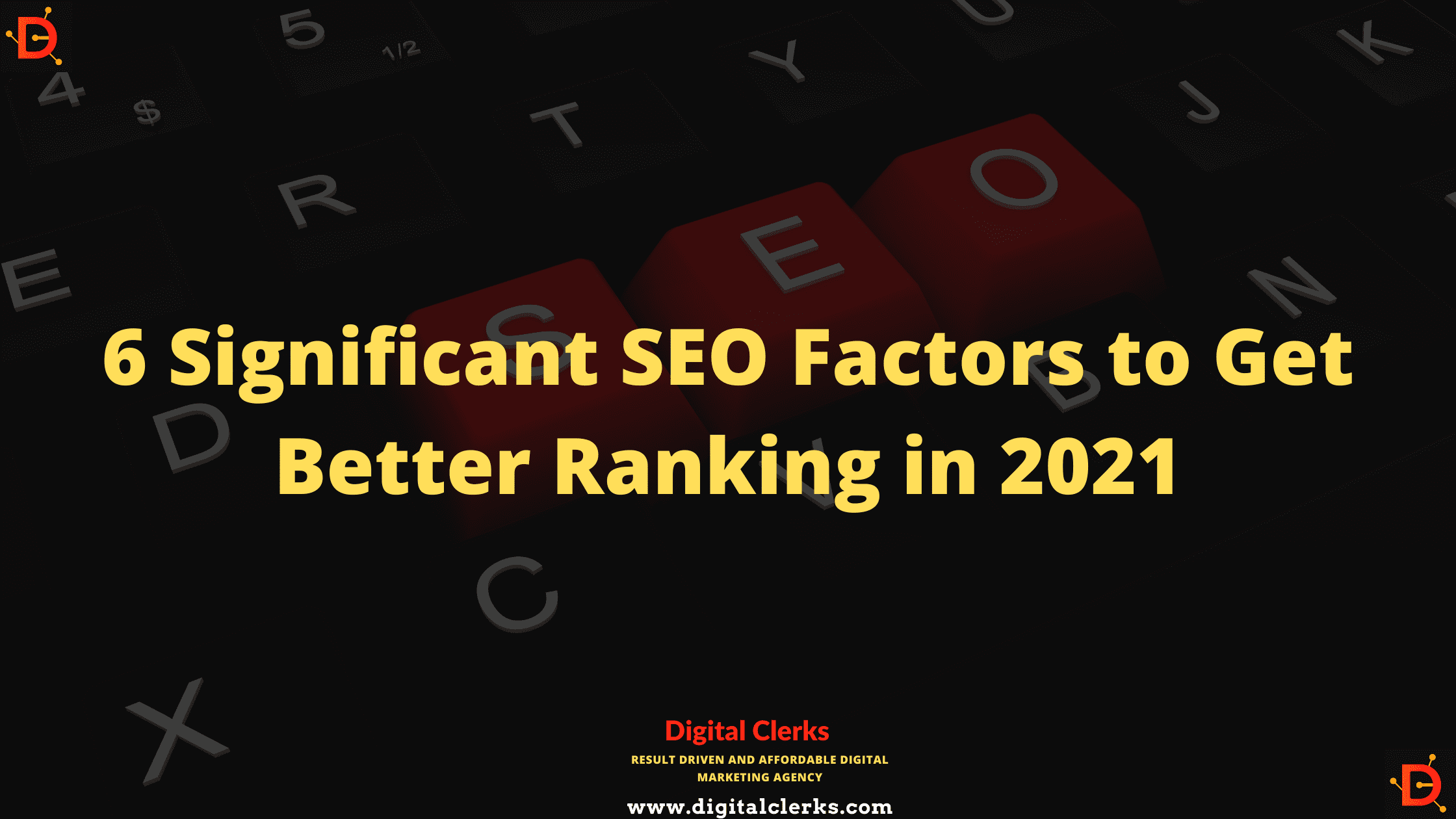 Superior rankings will also be the end result of work in 2021. To be able to increase your possibility in position, 7 trends in your own search engine optimization should be considered.